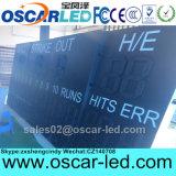 Дистанционное управление СИД горячего сбывания напольное беспроволочное резвится табло бейсбола знака СИД стадиона