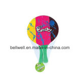 Racchetta della pala di tennis della spiaggia dei giochi del giocattolo dei nuovi bambini di disegno