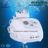 Do uso original da clínica do fabricante de China máquina pequena da beleza do rejuvenescimento da pele de Dermabrasion da água das bolhas