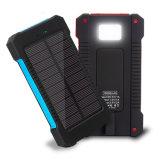 10000mAh iPhone를 위한 휴대용 태양 전지 힘 Pover 은행