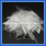 fibra del animal doméstico de 25m m para el aislante de la perlita