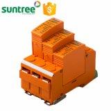 20 ~ 40ka de dispositivo DC Surge Protector 500V 1000V