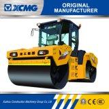Compresor doble del rodillo de camino del precio del tambor de la marca de fábrica Xd132e 13ton de XCMG