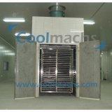 Preserve Fruit / Fruit Snacks Secador de ar quente Túnel Máquina de secar