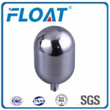 304 de acero inoxidable de rosca de bola flotante de la bola flotante para las piezas de recipientes a presión (80-120M)