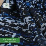 2017 Spitzenverkaufentinten-Pfingstrose gedruckte Viskose-/Polyester-Form-Dame Scarf