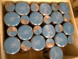 Eixo de aço especial duro flexível do cilindro