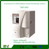 22 parâmetros & analisador automatizado inteligente Mslab21A da hematologia 3-Diff