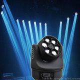 6*10WディスコDJの照明LED蜂の目のビーム移動ヘッドライト