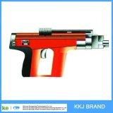Canon de attachement Poudre-Actionné alimentant semi-automatique de clou de l'outil Kkj450