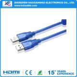 USB de venda quente um cabo com ferrite