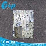 高品質の穴があいた金属板の装飾的な壁パネル