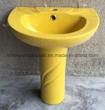 목욕탕 아이 정원 프로젝트 또는 아이들 (MG-0051B)를 위한 세라믹 세면기