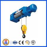 Электрическая лебедка веревочки стального провода 10 t