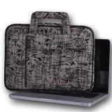 Heißer Verkaufs-beweglicher Laptop-Aktenkoffer, Fabrik-Preis Soem-voller Oberflächendrucken-Laptop-Handbeutel