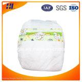 Prix usine doux organique remplaçable de couches-culottes de bébé