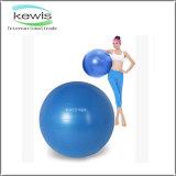 Bola no tóxica colorida de la yoga de la gimnasia del entrenamiento de la fuerza del PVC