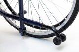 Essieu manuel et rapide en acier, fauteuil roulant pour les personnes âgées (YJ-028)