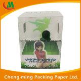 Ventanas de PVC Juguetes personalizados Caja de empaquetado de papel