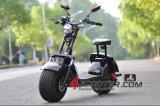 Form-elektrischer Roller-kühler Sport-elektrischer Roller 1000W Citycoco
