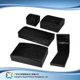 Le cadre de empaquetage en bois d'étalage de montre/bijou/cadeau de carton a placé (xc-hbj-026)
