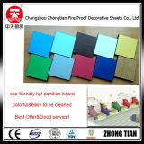 Los paneles decorativos del laminado de la alta presión del Formica de la alta calidad