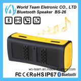 多彩な方法スポーティな防水Bluetoothの小型スピーカー