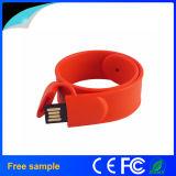 Movimentação 2016 do flash do USB do bracelete do silicone de China Manufacter Hotsale 2GB 4GB