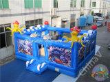 Im Freien aufblasbarer Seaworld Spielplatz für Kleinkind