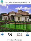 割引価格と囲う高品質によってカスタマイズされる黒い庭