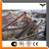 Usine globale concasseuse en pierre complète fiable efficace élevée de centrale