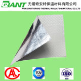 Tejido de aluminio Tejido Tejido Material de aislamiento térmico