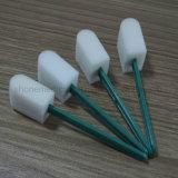 Esponjas inclinadas espuma para el cuidado oral