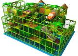 El patio de madera al aire libre de los niños calientes de la venta embroma el equipo suave del juego