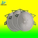 Gute Qualität der runden Schlamm-Filterpresse