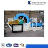 Моющее машинаа песка для минировать от поставщика Lzzg Китая золотистого