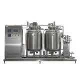 Tanque de mistura líquido sanitário do aço inoxidável com revestimento