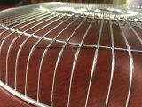 鋼線のための単一のコートミラーの銀のクロムめっきの効果の粉のコーティング