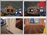 Castillo animoso inflable de la gorila del partido de los niños para la venta (T1-320)