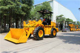 1600kg China fêz mini Payloader com Cummins Engine