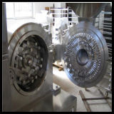 Máquina de moedura fina das folhas da máquina/mandioca de moedura do pó