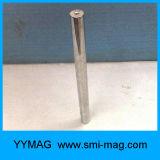 Barra permanente del imán del neodimio con el orificio del tornillo