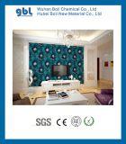 Обои штофа предпосылки мозаики декора дома спальни GBL