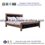 Solos muebles de madera de los conjuntos de dormitorio del hotel de Dubai de la base (B-019#)