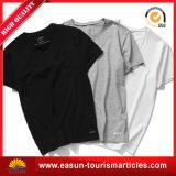 Gedrucktes T-Shirt der heißen verkaufenqualitäts-Baumwollmänner