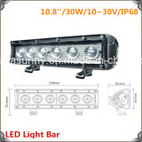Serie caliente 7 de la barra ligera de la pulgada LED de la venta 30W 10.8