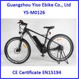 탄소 섬유 전기 산악 자전거