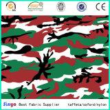 De Afrikaanse Militaire Camouflage Afgedrukte Stof Cordura van Oxford 1000d