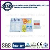 De draagbare fabrikant van de Uitrusting van de Reis Plastic Naaiende voor het Gebruik van het Hotel