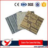 Siding цемента волокна внешнего плакирования здания материальный